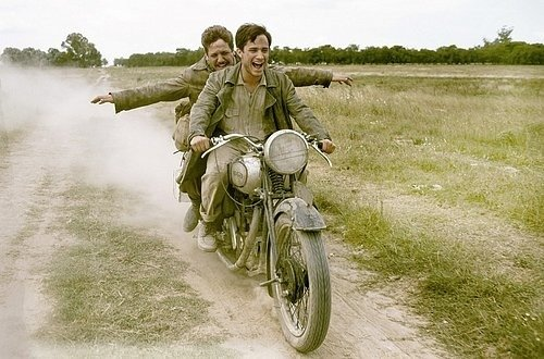 Motorcycle Diaries – De Usuahia a la Quiaca – Gustavo Santaolalla